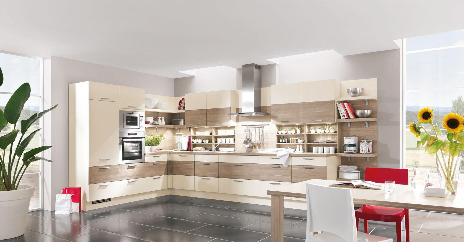 Moderne Kuchen Designs Nobilia