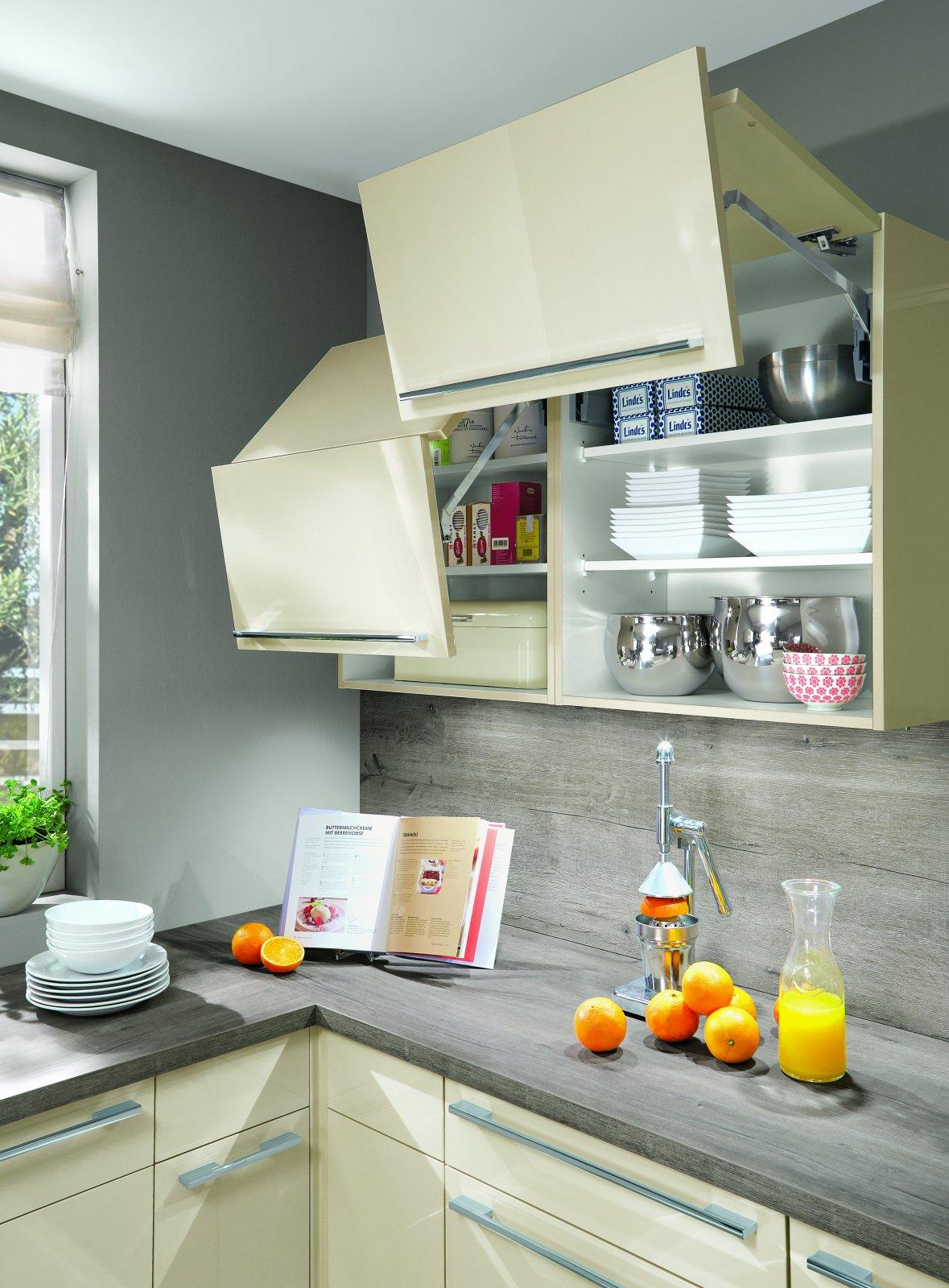 Wärmestrahler Küche