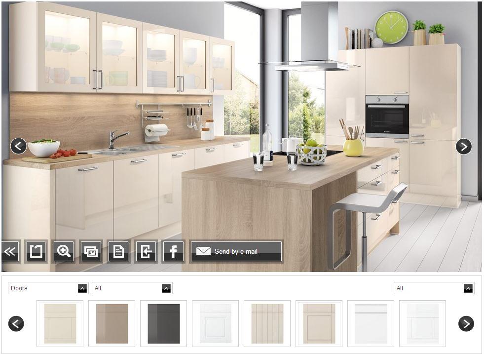 köögi konfiguraator